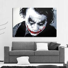 Poster Mural Comic Joker Heath Ledger Batman 40x58 inch (100x147 cm) AB Vinyl