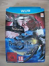 Bayonetta 2 Special Edition For Nintendo Wii U Brand New In Box