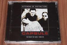 Stiamo of distinction-Capsule-The Best of kod: 1988-94 (2xcd) (Nuovo + OVP)