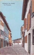 6547) BAGNOLO IN PIANO (REGGIO EMILIA) VIA PRINCIPALE.