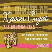 XAVIER CUGAT -THE RHUMBA KING-EL SONIDO DE (2007 20-TRACKS CD)