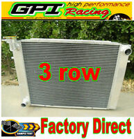 3 ROW for Holden Commodore VG VL VN VP VR VS V8 Aluminum Radiator Manual MT