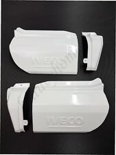 Set of 2 Pcs. Door Step Cover Extension Panel Left/Right for IVECO STRALIS