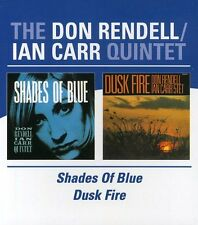 Ian Carr - Shades of Blue / Dusk Fire [New CD] UK - Import