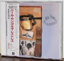 REPRISE CD 20P2-2651: Neil Young - Eldorado - JAPAN, 1989, OBI, Limited Issue