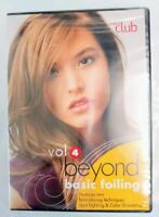 Product Club DVD Beyond Basic Foiling Salon Hair Coloring Techniques Volume 4
