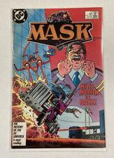 Vintage Comic Book - Mask #2 - DC Comics - March 1987
