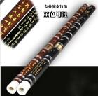 Professional Bitter Bamboo Flute Chinese Dizi Instrument 2 Sections  D002