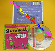 CD GUMBALL Revolution On Ice 1994 Europe COLUMBIA 4759272 no lp mc dvd vhs (CS7)