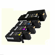 4 TONER COMPATIBILI 100% GARANTITI XEROX 6020 BK-C-M-Y PER XEROX WorkCentre 6027