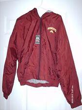 Boys Minnesota Gopher Hooded Jacket Size S/M - New