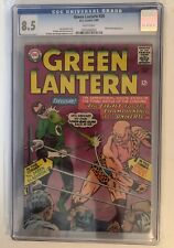 GREEN LANTERN #39 - CGC 8.5 - BLACK HAND APPEARANCE - WHITE PAGES