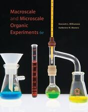 Macroscale and Microscale Organic Experiments Available Titles CourseMate