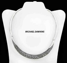 MICHAEL DAWKINS STARRY NIGHTS NECKLACE .925 STERLING SILVER* New With Tag