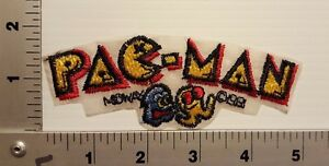 1981 PAC-MAN VINTAGE PATCH PACMAN VIDEO GAME