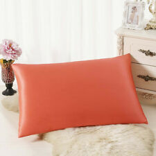 New Rectangle Cushion Cover Silk Throw Pillow Case Pillowcase Sofa Home Decor