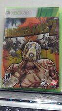 Borderlands 2 (Microsoft Xbox 360, 2012) (F1-4-A)