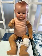Alte Puppe 60 cm. Sehr Alt. Zustand ( Siehe Fotos )