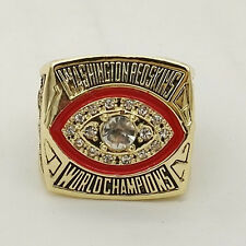 1982 John Riggins Washington Redskins Super Bowl Championship Prototype Ring