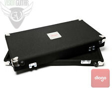 "NEW! Diago Gigman Hardcase Pedalboard - 24"" x 12"" (600mm x 300mm)"
