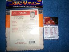 ENVIROTEMP RMC-95C, 93043  KEROSENE HEATER Wick & Igniter TUNE-UP KIT - NEW!!