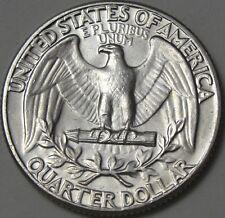 1964 25C Washington Quarter, BU, UNC, 90% Silver, #12095