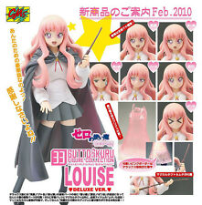 Zero no Tsukaima Louise Gutto Kuru Figure NEW
