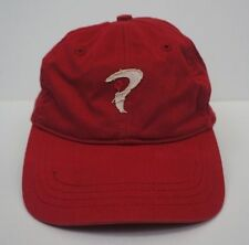 Titleist Performance Institute MYTPI Adjustable Hat Cap Metal Strap Red