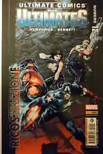 "ULTIMATE COMICS AVENGERS n.24 "" THE ULTIMATES n.12 "" ed. Panini -Ricostruzione-"