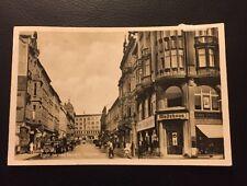 Carte postale Eger Chep Konrad Henlein rue
