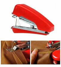 Handheld Sewing Machine Mini Portable Hand Held Sew Quick Stitch Cordless Handy