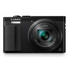 Panasonic Lumix DMC-TZ70 12MP Compact Digital Camera - Black