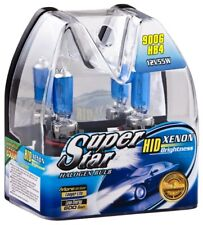 HB4 Birnen Xenon Optik Halogenlampen 8500K Super Weiss 12 Volt 55 Watt SuperStar