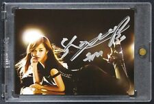 SNSD Girls Generation Star Collection Seson 2 Official Autograph Card Yuri AUTO