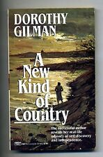 Doroty Gilman # A NEW KIND OF COUNTRY # Fawcett Crest Book 1989