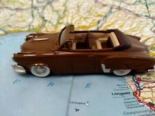 Brooklin Models 1:43 Brk 17a Studebaker Commander Convertible 1952