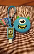 Blue Monster mini zip Purse ,Cucumber Melon gel & Blue holder. New Sealed
