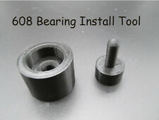 Spinner bearing Install Tool Press 608 ZZZ RS Ceramic Steel Hybird Bearings