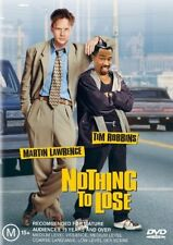 Nothing To Lose - Movie Dvd