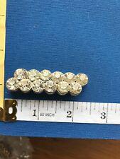 DiamantÉ Brooch (3) Vintage Art Deco Jewellery