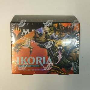 Ikoria: Lair of Behemoths Collector Booster Display Box