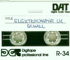 Elektrochemie LK Schall (2000) [Maxi-CD]