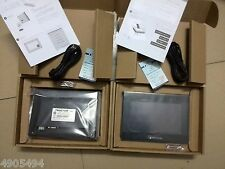 "2 Pcs New WEINVIEW 7"" HMI TK6070IP Touch Screen Panel with Download Cable"