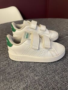 Adidas Stan Smith Trainers White Infant 8