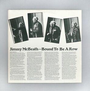 "Jimmy McBeath - Bound To Be A Row - NEAR MINT - UK 12"" Vinyl - 12T303"