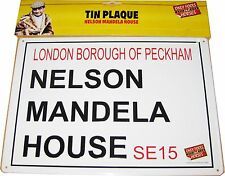 Only Fools and Horses Nelson Mandela House Sign OFFICIAL