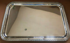 Carl Faberge Original Sterling 925 Tray made exclusively for British market