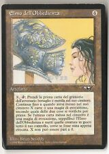MTG Magic the Gathering ALLIANCES Helm of Obedience italiano alleanze