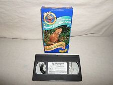 Tested ! The Adventures of Monty Moose VHS Tundra Tails Alaska Music Sing Along