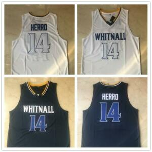 #14 Tyler Herro Basketball Jersey Whitnall High School Mens Stitched